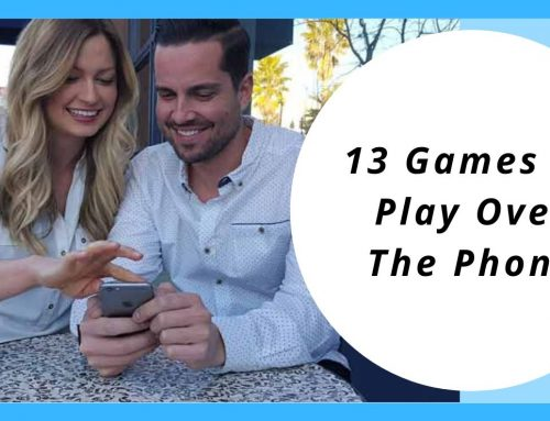 13 Games To Play Over The Phone