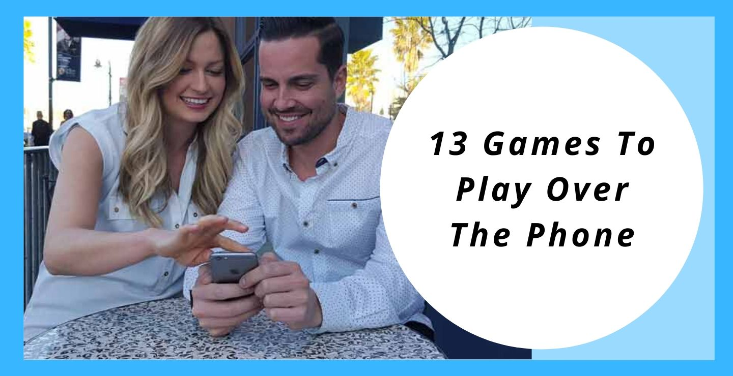 13 Fun Games To Play Over The Phone When Bored | Phone Gnome