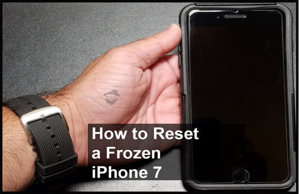iphone 7 freezing
