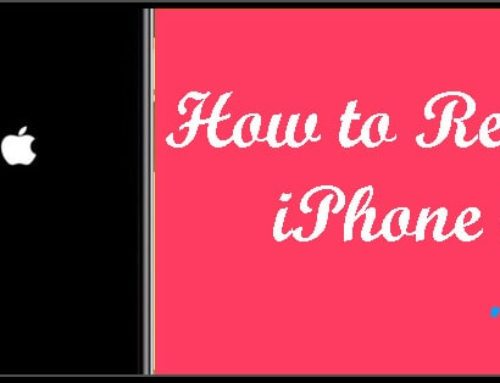 How to Restart iPhone 8 [Step-By-Step Process]