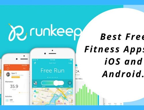 Best Free Fitness Apps on iOS and Android.