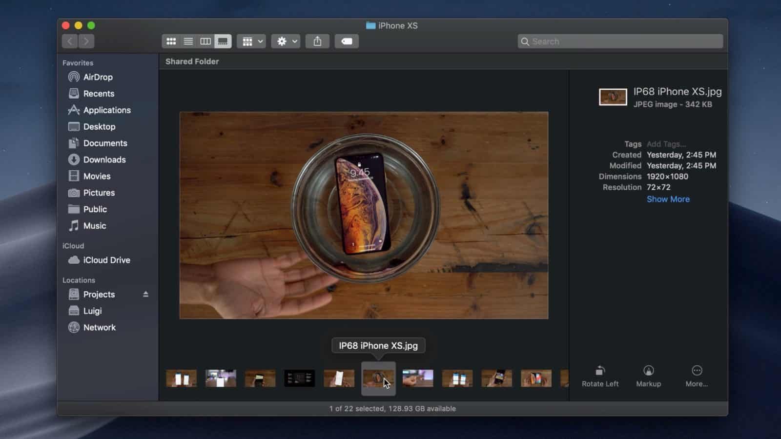 how to use dark mode on your mac