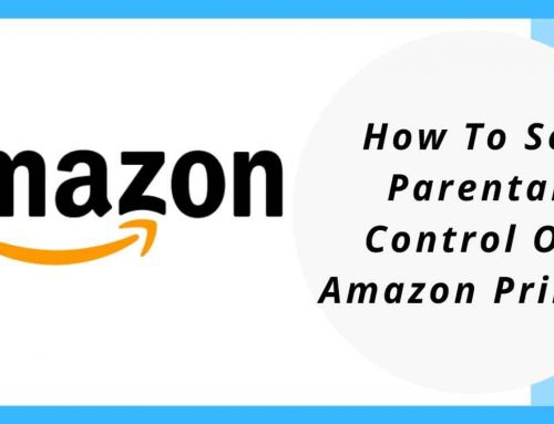 How To Set Parental Control On Amazon Prime?