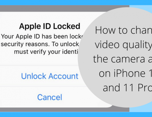 How To Gain Access of a Locked or Disabled Apple ID