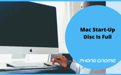 Mac Start-Up Disc Is Full: Learn These 14 Ways To Clean It