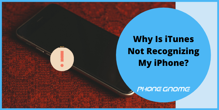 Why Is iTunes Not Recognizing iPhone: Reason and solution.!!