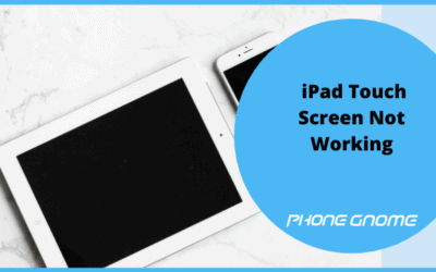 iPad Touch Screen Not Working: Let's See The Solution
