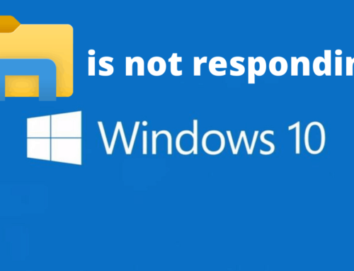 How to Fix the Issue of Windows Explorer not Responding