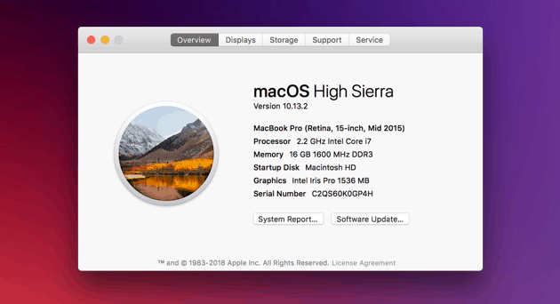 How to speed up mac book
